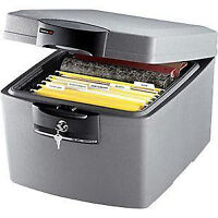 Sentry-Safe Fire-Safe  Waterproof Security File