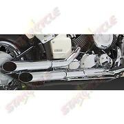 VStar 650 Exhaust