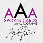 AAA Sports Cards and Autographs