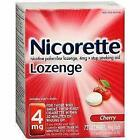 Nicorette Lozenges 4mg
