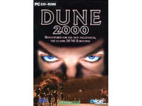Dune 2000 PC Game