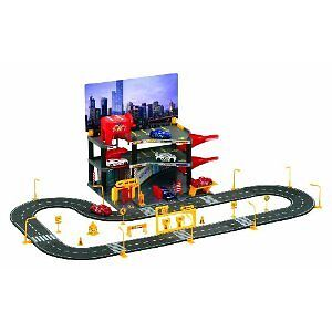 NEW: City Center Parking  Playset (Over 70 Pieces)