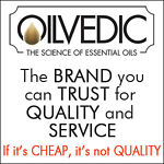 Oilvedic Aromatherapy Online Shop