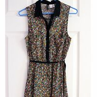 H&M Divided floral printed casual dress (size 2) - $15