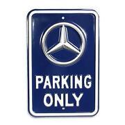 Mercedes Sign