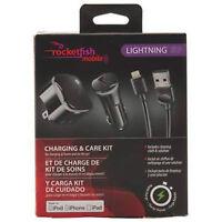 Rocketfish Lightning Charging / Cleaning Kit for iPhone / iPad