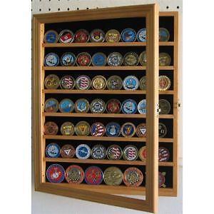 Antique Oak Display Cases