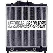 92-95 Civic Radiator