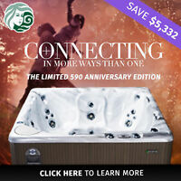 Beachcomber Hot Tubs 590AE Sale - Regina