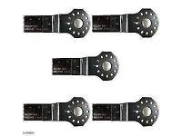 Bosch AIZ20AB Bi-Metal Plunge Cutting Saw Blade 20 X 20mm set of 5 pcs,brand new