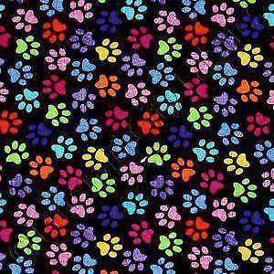 Dog Fabric Ebay