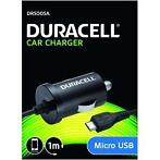 Duracell autolader met micro-USB kabel DR5005A