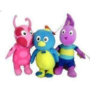 Backyardigans Plush