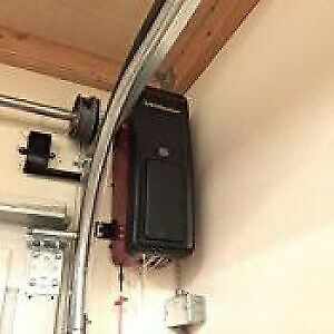 Garage Door opener: Liftmaster Jackshaft installed $579