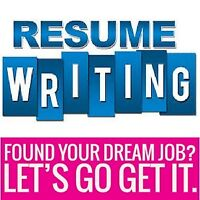 Resume & Cover Letter  Fast & Professional