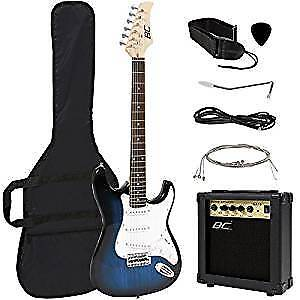 Rock Jam Elctric Guitar + Starter Kit