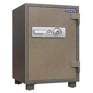 FIRE RESISTANT SAFES - BUMIL - 2 Hour Fire Rated