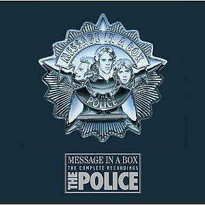 The Police Message In A Box Ebay