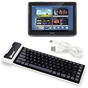 Flexible Bluetooth Keyboard