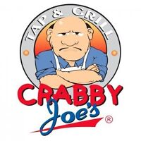 Crabby Joe's Petrolia is NOW HIRING a FOH Manager