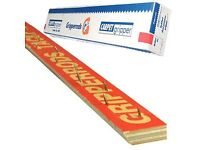 Full box of 500' feet brand new carpet gripper gripperrods Also Underlay Door Bars etc