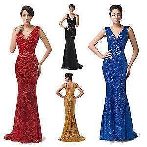 Sequin Prom Dress | eBay