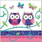 Owl Birthday Party Supplies