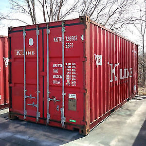 SEA STORAGE CONTAINERS FOR SALE 20' 40' 40'HC