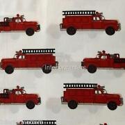 Fire Truck Sheets