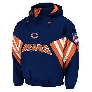 Chicago Bears Jacket: Football-NFL