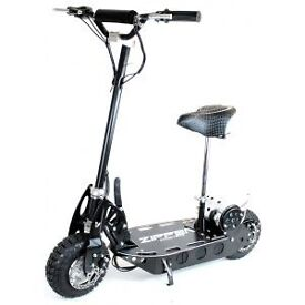 NEW 500W ELECTRIC SCOOTERS FREE UK DELIVERY