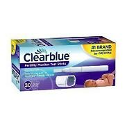 Clearblue Easy Test Sticks