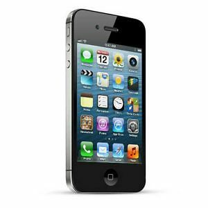 SELLING USED IPHONE 4S 32GB BLACK LOCKED TO BELL