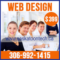Saskatoon Web Design - High Quality Website Developer - Designer