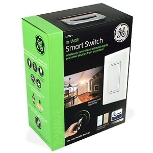 Zwave Starter Kit - Zstick, receptacle, dimmer and switches