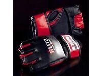 MMA Blitz gloves size S (NEW)