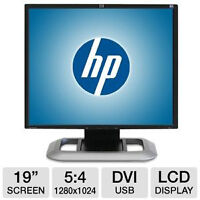 19 inch professional HP monitor