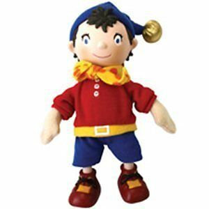 Noddy in Toyland 15cm Mini Soft Plush Toy Figure Noddy - Brand New & Tagged
