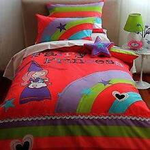 Cubby House Kids Fairy Princess Double Quilt Set Ferntree Gully Knox Area Preview