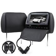 Car Headrest DVD Players