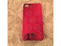 Genuine Brand new Michael Kors iPhone 4 phone cover -£10