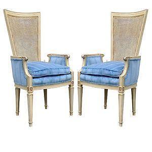 Vintage Cane Back Chairs  sc 1 st  eBay & Cane Back Chair | eBay
