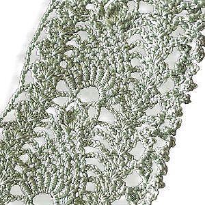 Crochet Pineapple Tablecloth Patterns