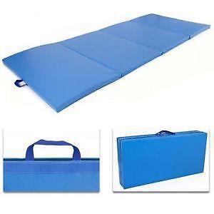 2 gymnastics mats