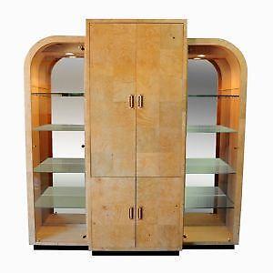 Amazing Art Deco China Cabinet