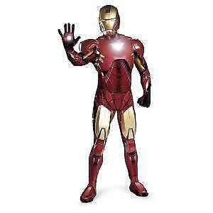 Replica Iron Man Costume  sc 1 st  eBay & Iron Man Costume | eBay