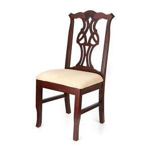 Gentil Chippendale Dining Room Chairs