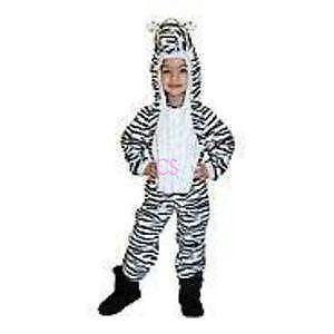 Adult Zebra Costume  sc 1 st  eBay & Zebra Costume | eBay