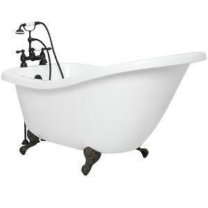 Antique Clawfoot Bathtubs