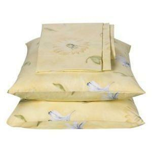 Full Floral Bed Sheets